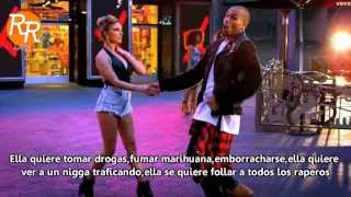 Tyga Video - Chris Brown - Loyal Ft Lil Wayne & Tyga (Subtitulada Español)