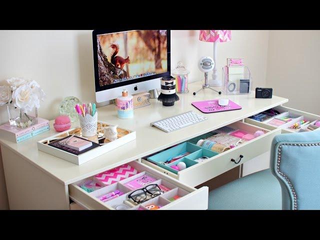 Desk Organization Ideas How To Organize Your Desk