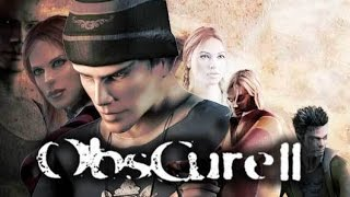 Obscure 2 (The Aftermath) Game Full Movie Playthrough (Full HD)