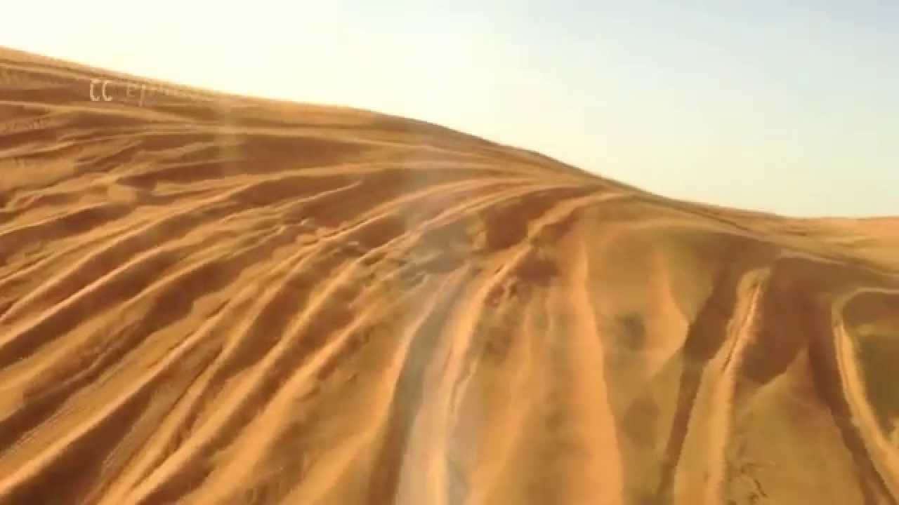 Linear dunes