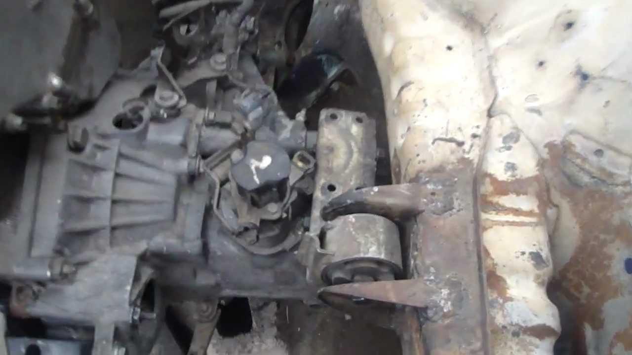 Caribe Con Motor Vr6 Tres Soportes Youtube