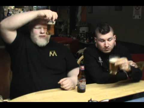 Samuel Adams Cherry Wheat : Albino Rhino Beer Review