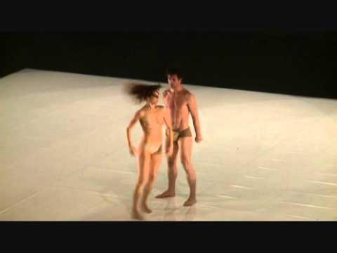 L'après-midi d'un faune.  Chorégraphie/ Sergio Simón - Ballet Opéra de Limoges