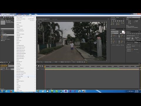After Effects TUTORIALS - How to Fly Like Man of Steel!