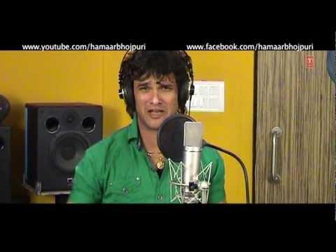 Khesari Lal Yadav Singing Live On Hamaarbhojpuri Channel - Bhaiyya Arab Gaile Na video