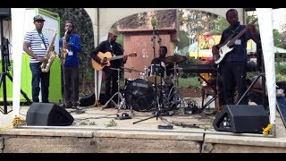 Ethio jazz by  Students and teachers  of  Jazz  Amba  School  of  Music