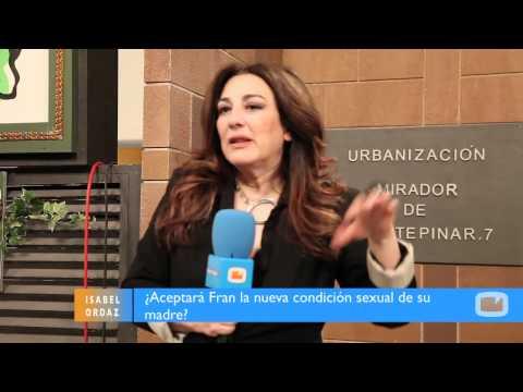 """Isabel Ordaz: """"Una de las cosas buenas que tiene 'La que se avecina' es que no es naturalista"""" thumbnail"""