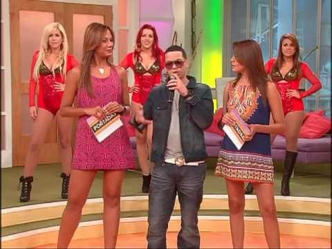 Música: J. Álvarez con su tema 'La Pregunta' en Portadas 24/05/2012