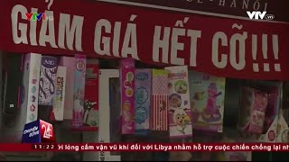 Chuyển Động 24h 16/05/2016   Sách Lậu - Vấn Nạn Chất Xám Tư Duy Của Hàng Triệu Tác Giả   VTV24