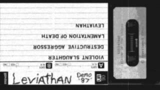 Watch Leviathan Destructive Aggressor video