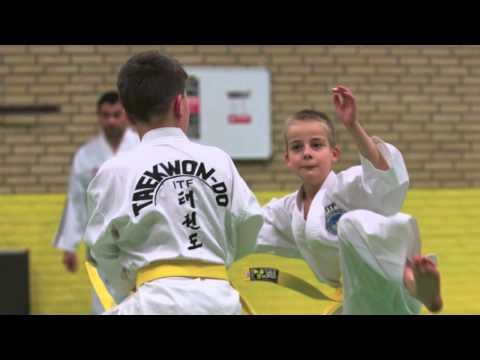 Taekwon-Do School Martowirono