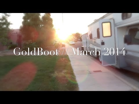 GoldBoot // March 2014
