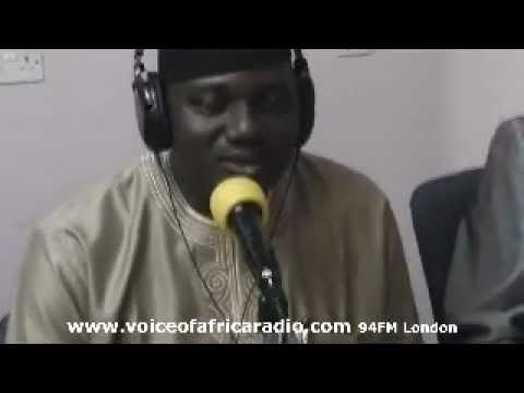 OSUN STATE PARTY MEMBERS @ VOICE OF AFRICA RADIO 94FM