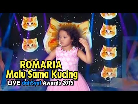 download lagu ROMARIA Malu Sama Kucing - LIVE DahSyat Awards 2015 gratis