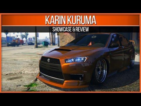 GTA 5 Online Heists: Kuruma Showcase & Review