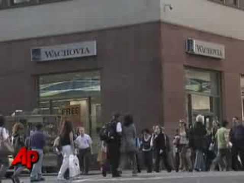 Citigroup to Buy Wachovia Banking Operations