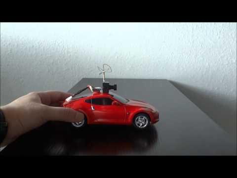 Обзор дешёвой, но классной RC машинки Rastar Nissan 370Z
