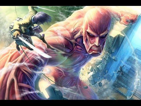 Атака титанов 1 сезон манга скачать