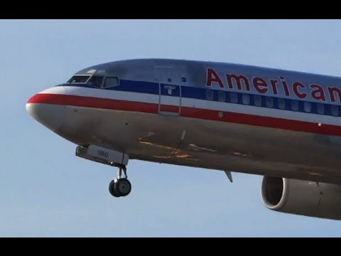 Plane Spotting Compilation #13 Chicago O'Hare Airport -- Lufthansa, United , American Airlines