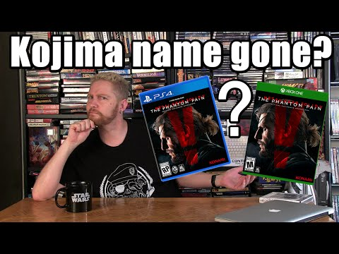 GAME NEWZ - Kojima name gone? Kens new haircut? Rainbow over Nintendo! - Happy Console Gamer