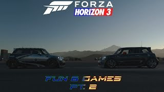Forza Horizon 3 - Fun & Games GP Pt. 2