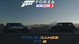 Forza Horizon 3 - Fun & Games GP Pt. 2