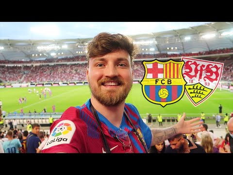 FC Barcelona vs. VfB Stuttgart - Stadionvlog   Nach 1,5 Jahren wieder Barça-Vlog 💙❤️   ViscaBarca