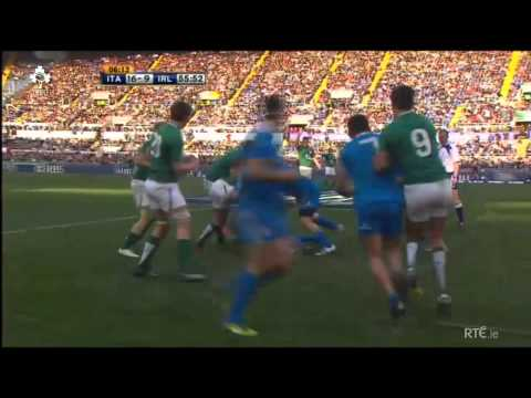 Irish Rugby TV: Italy v Ireland Six Nations Highlights