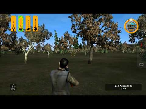 Deer Hunter Tournament Bemutató~Gameplay