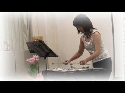 ヴィブラフォン演奏