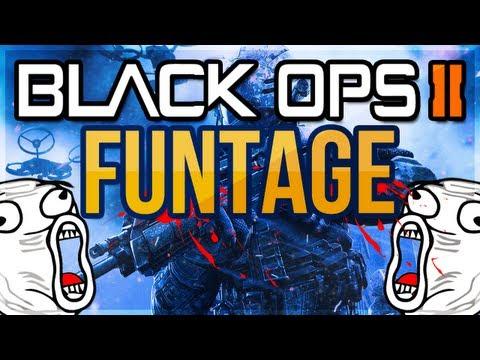 BO2 FUNTAGE MOVIE – Black Ops 2 Skits