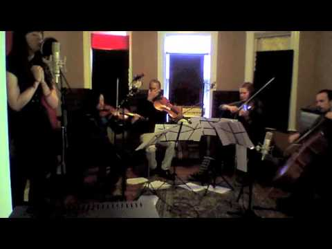 Animal Collective - Mercury Man STRING QUARTET Cover Mary Bichner , Triple Strung, Michelle Rahn