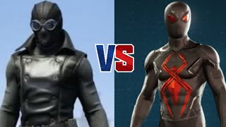 Spider-Man Gameplay Spider-Man Noir vs. Dark Spider-Man