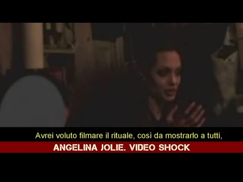 Angelina Jolie E Il Video Shock: