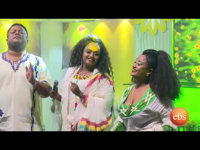 Ethiopia: Asega Dendesho and Various Musican On EBS Holiday Special