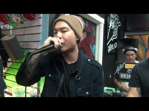 Dumbfoundead Freestyle DailyDuels