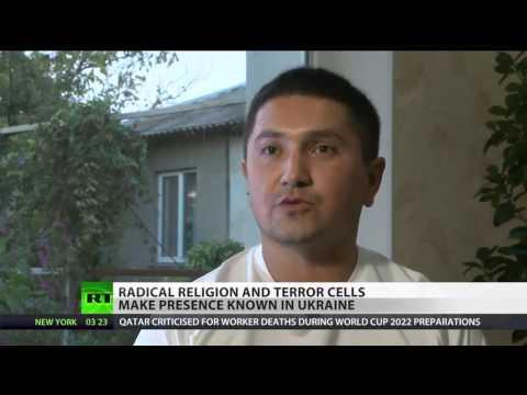 Radical Ukraine Crimea becomes 'breeding ground' for terror cells|NewsDay