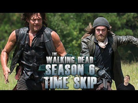 The Walking Dead Season 6 Episode 11 Knots Untie - 2 Month Time Skip - tc2 Q and A 2!