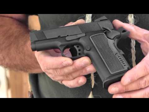 Shooting the American Tactical Imports Lightweight Fatboy 45 ACP Pistol  - Gunblast.com