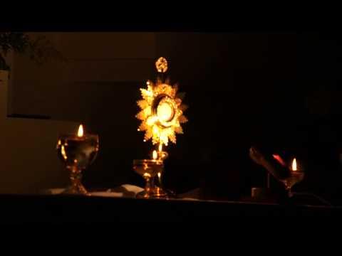 oracion para sanar, para fortalecer y conocer milagros; la duracion del video ya es un milagro