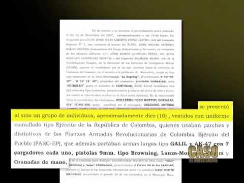 Guardia Nacional tendría pleno conocimiento de presencia de guerrilla colombiana