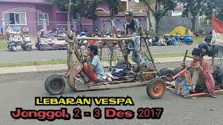JSR KE 11 | JSR 2017 | JAMNAS VESPA | JONGGOL hari ke 2 #VESPA (eps 16)