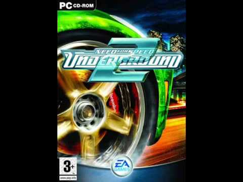 NFS Underground 2 Soundtrack - Capone - I Need Speed with Lyrics