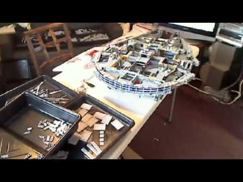 LEGO 10179 Star Wars Ultimate Millennium Falcon: 16-hour Build