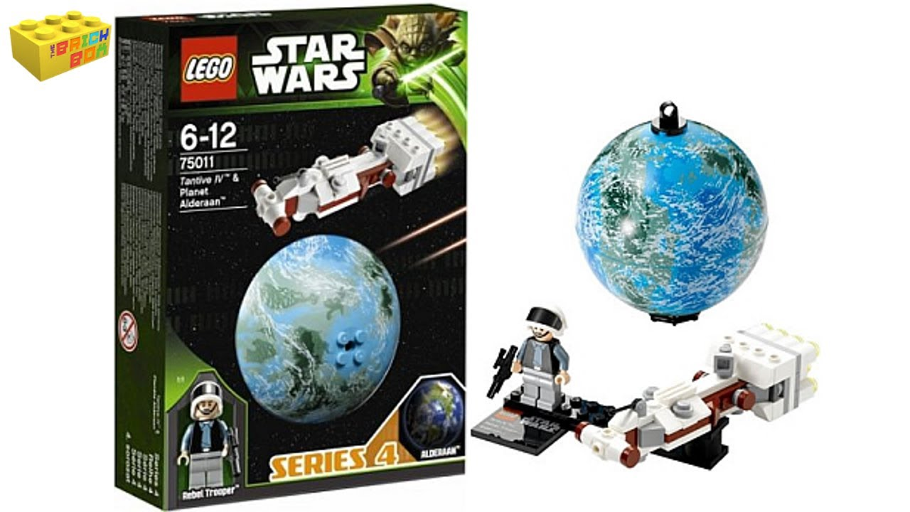 Lego Star Wars Alderaan Lego Star Wars Planets Series