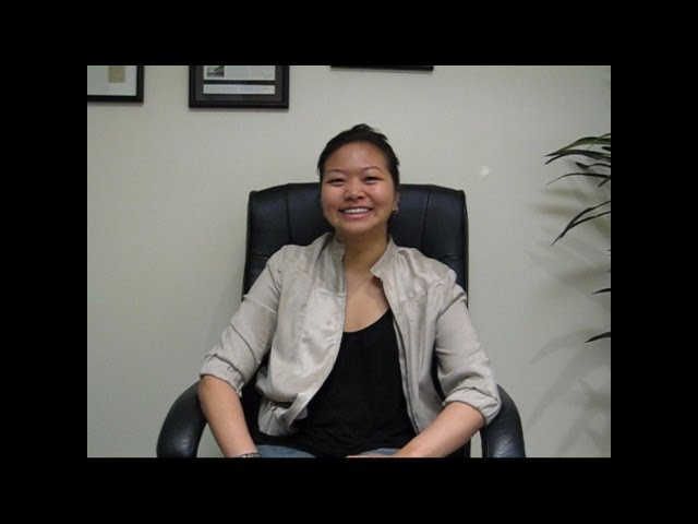 Dr. Brian's patient discusses her Visian ICL Experience with Dr. Brian Boxer Wachler