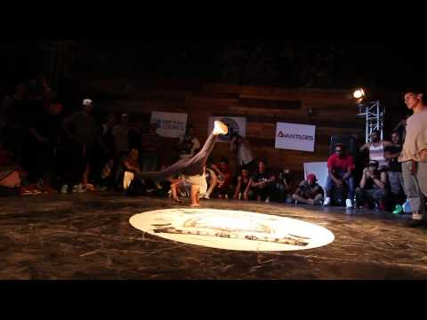 The Uk B-boy Championships North Africa Finals 2015 - Kill Brams vs Lil Zoo