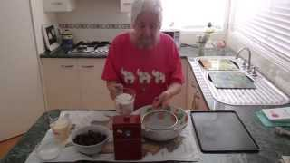Mums 100 Year Old Scones Receipe-Yummy they are.