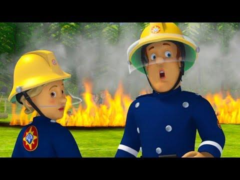 Пожарный Сэм на русском | День Рождения 🚒  Компиляция - Новый сезон 10 | Новые серии HD 🔥 мультфильм