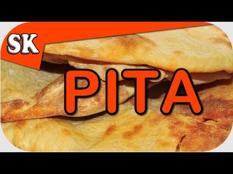 PITA BREAD RECIPE &#8211; Homemade Pita Pockets